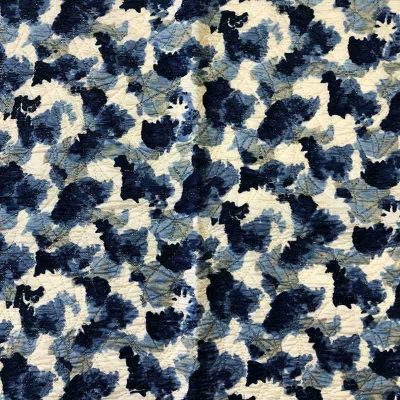 Lenço de Bolso Blue Waves