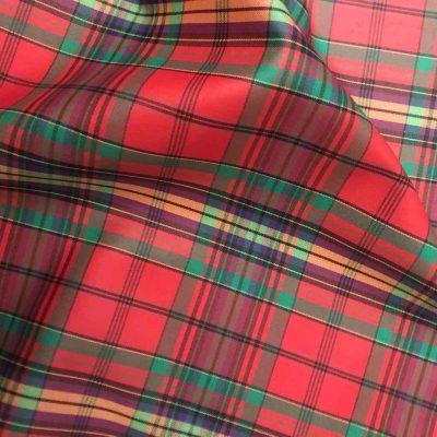 Lenço de bolso Green Stripes